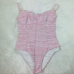 ANTHROPOLOGIE ONIA Womens Swimsuit One Piece